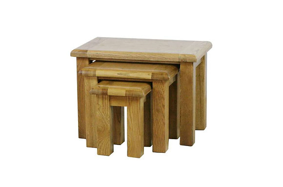 Sienna Nest of 3 Tables