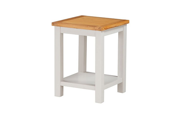 Hartford Painted Lamp Table
