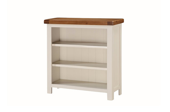 Heritage Low Wide Bookcase