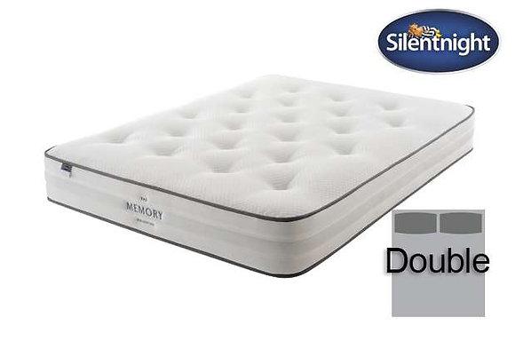 Silentnight Pittoni Mirapocket Double Mattress with Memory Foam