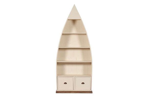 Irish Coast Cotswold 4 Shelf Dinghy Bookcase