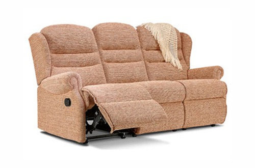 Sherborne Ashford Standard 3 Seater Manual Recliner Sofa