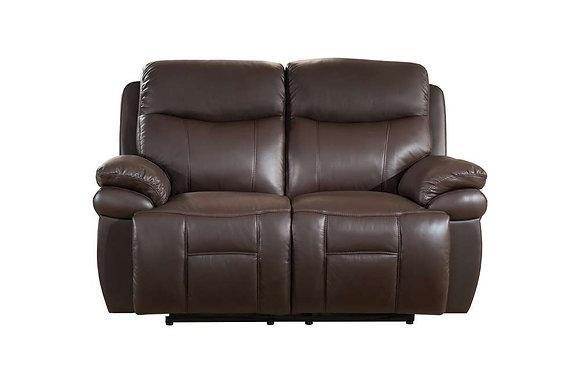 Boston 2 Seater Manual Recliner Sofa