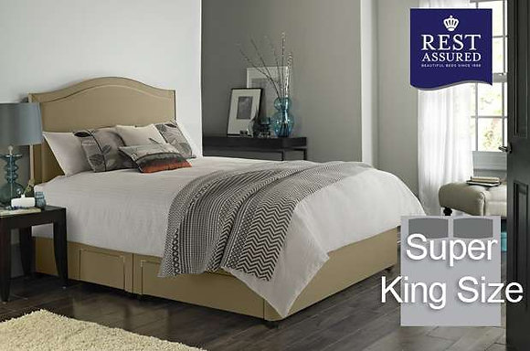 Rest Assured Eloquence Silk Ortho 1400 Super King Size Divan