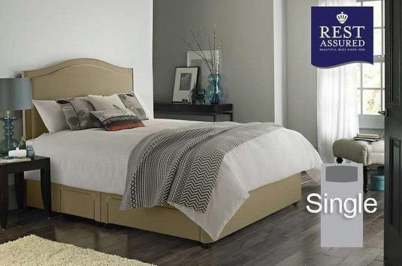 Rest Assured Eloquence Silk Ortho 1400 Single Divan
