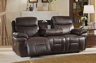 Hydeline Boston 3 Seater Recliner Sofa | Styleforce Home & Furniture Store | South Wales