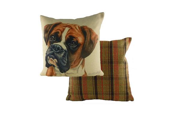 Waggydogz Boxer Cushion