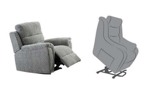 Dartford Lift Rise Care Recliner Chair