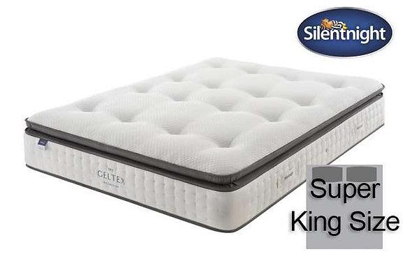 Silentnight Elson Miracoil Super King Size Mattress with Geltex