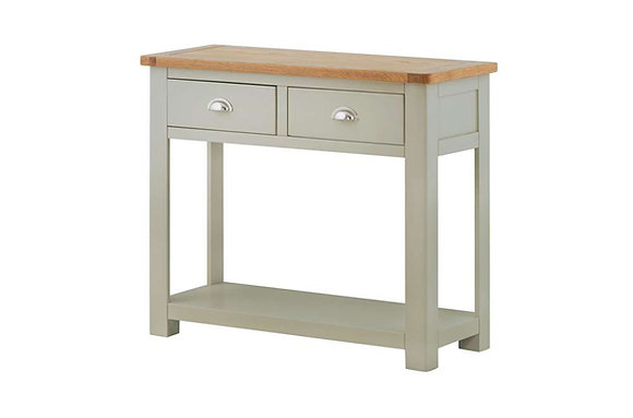 Portland 2 Drawer Console Table