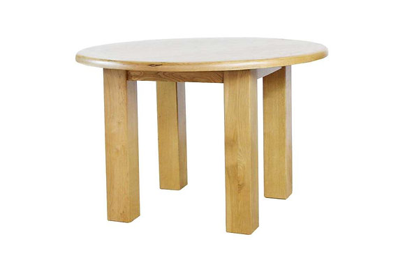 Sienna 150 Round Dining Table