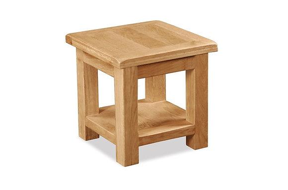 Brecon Lamp Table
