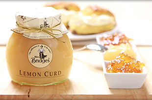 Mrs Bridges Lemon Curd Jar