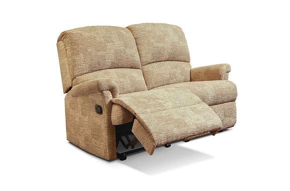 Sherborne Nevada Standard 2 Seater Recliner Sofa