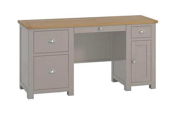 Portland Double Pedestal Desk