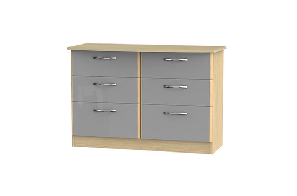Ha Long Bay 6 Drawer Midi Chest