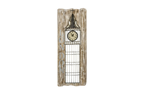 Big Ben Wall Plaque Clock