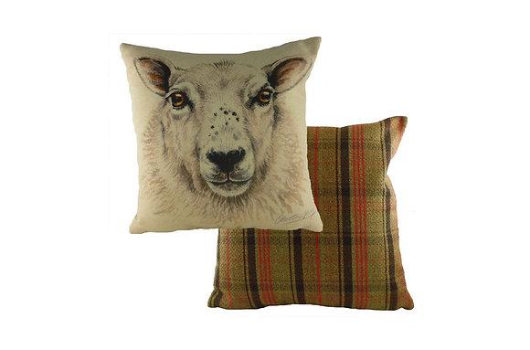 Waggydogz Sheep Cushion