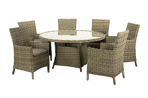 Royalcraft Wentworth 6 Seater Carver Set