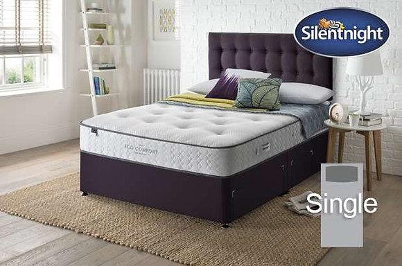 Silentnight Verdi Eco Comfort Mirapocket Single Divan Bed