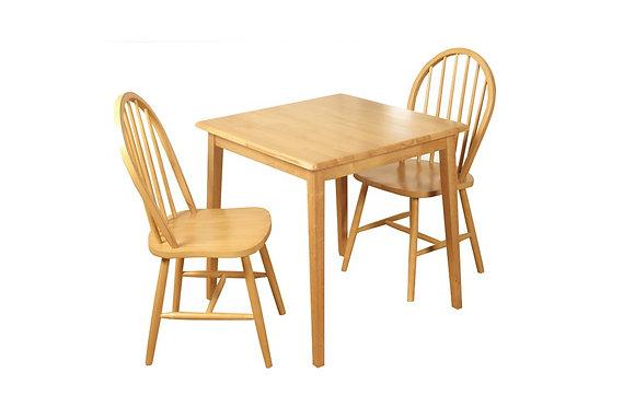 Hanover Honeymoon Square Dining Table