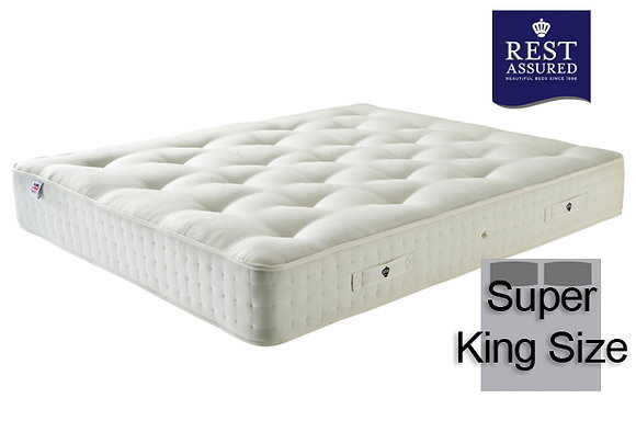 Rest Assured Eloquence Silk Ortho 1400 Super King Size Mattress