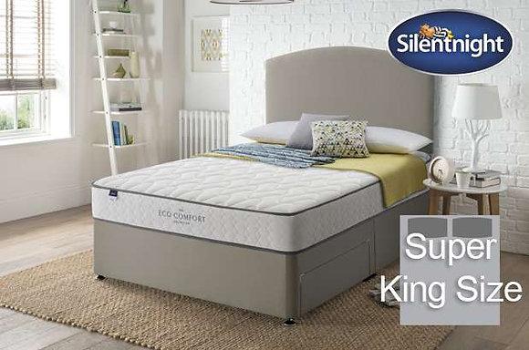 Silentnight Dumont Eco Comfort Miracoil Super King Size Divan Bed