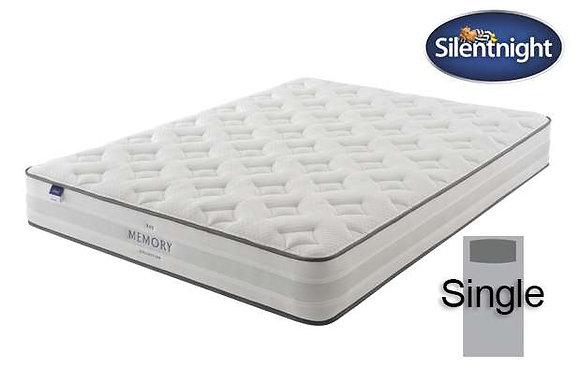 Silentnight Ruscha Miracoil Single Mattress with Memory Foam