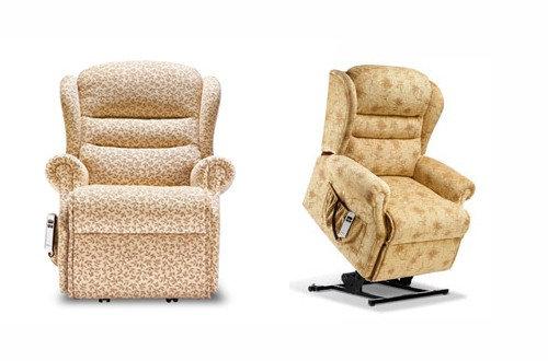 Sherborne Ashford Small Lift & Rise Care Recliner Chair