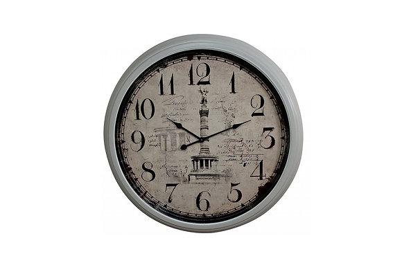Column Wall Clock