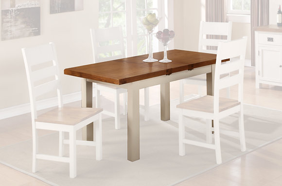 Heritage Extending Dining Table
