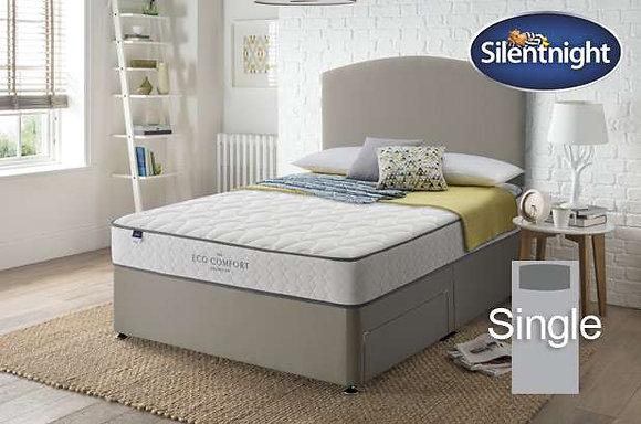 Silentnight Dumont Eco Comfort Miracoil Single Divan Bed