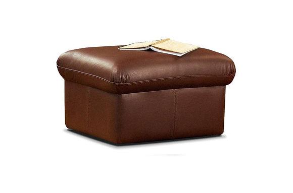 Sherborne Nevada Leather Footstool