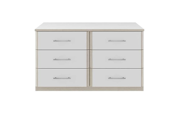 Kingstown Azure 6 Drawer Chest