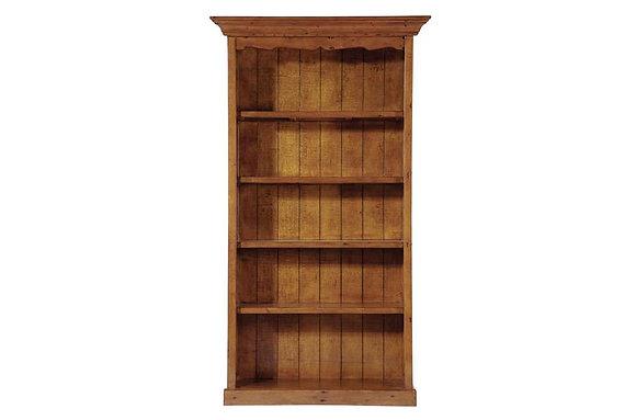 Irish Coast Lifestyle Medium 5 Shelf Bookcase
