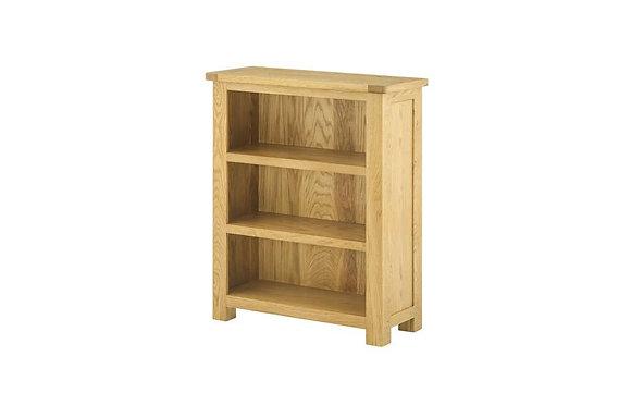 Portland Oak Small Bookcase