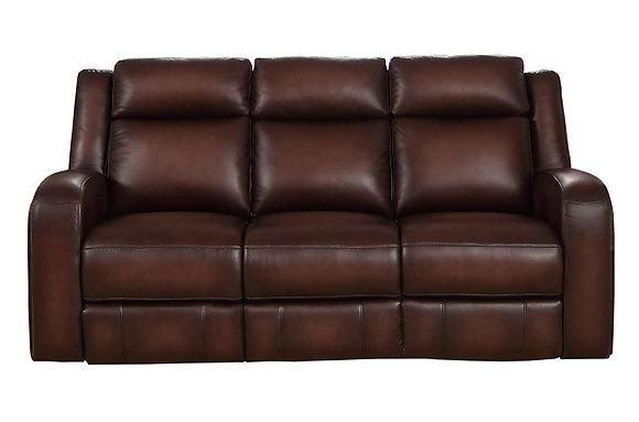 Dallas 3 Seater Manual Recliner Sofa