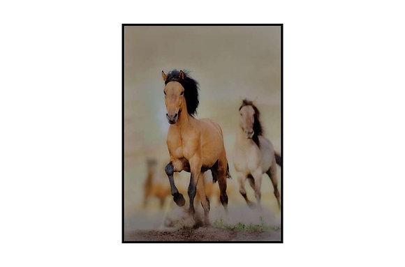Galloping Horses Wall Art