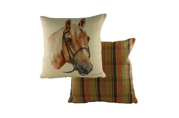 Waggydogz Horse Cushion