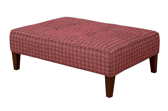 Buoyant Piper Accent Footstool