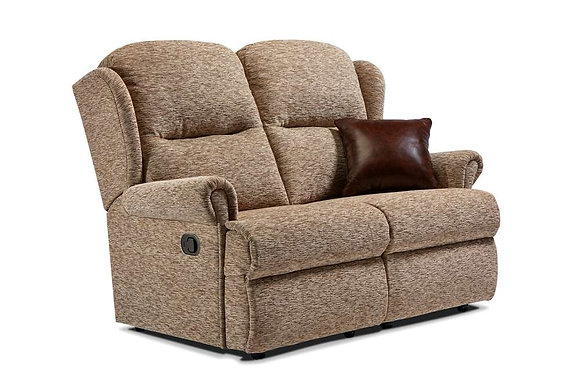 Sherborne Malvern Standard 2 Seater Manual Recliner Sofa