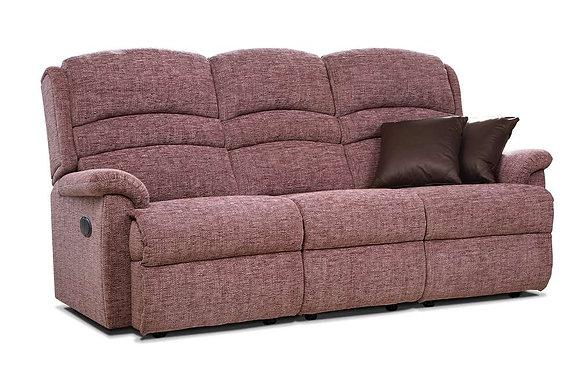 Sherborne Olivia 3 Seater Power Recliner Sofa