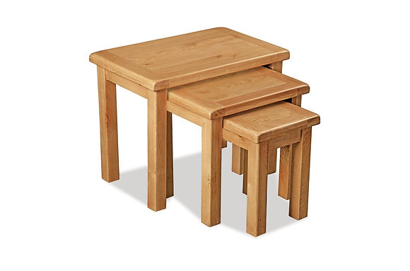 Brecon Nest of Tables