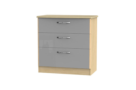 Ha Long Bay 3 Drawer Deep Chest