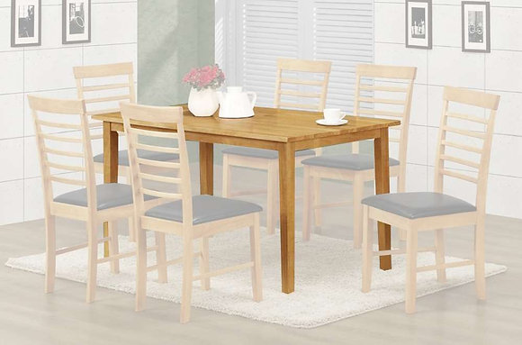Hanover Large Rectangular Dining Table