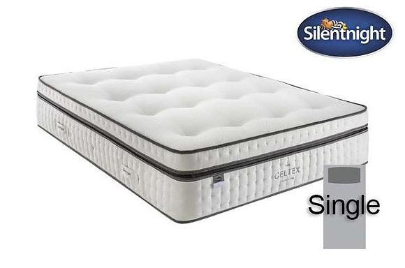 Silentnight Picasso Mirapocket Single Mattress with Geltex