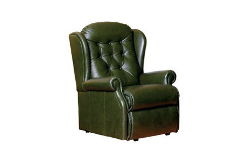 Sherborne Lynton Leather Armchair