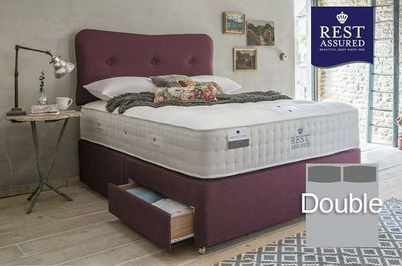 Rest Assured British Wool Softer Comfort Double Divan