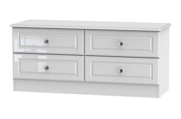 Balmoral 4 Drawer Bed Box