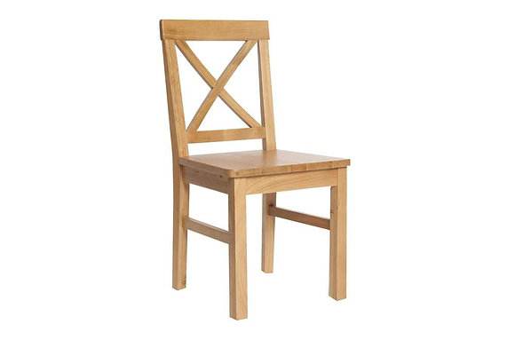 York Dining Chair with Solid Seat
